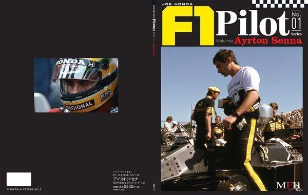 Mfh Buch Honda F1 Pilot Serie Nr. 01 Ayrton Senna Hiro