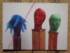 Carte postale Pascale Adnet,Avec ou sans RDV,installation, 2008 CPSM