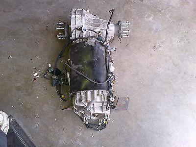 2003 Maserati Spyder M138 GT CC F1 transmission differential transaxle
