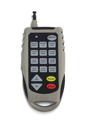 Details about  /Electronic Caller Hunting Game Call Long Range Remote Control Coyote Deer Fox
