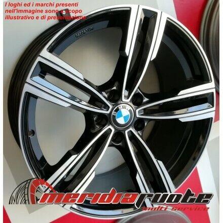 REVEN BD 1 CERCHIO IN LEGA NAD 8J 17 5X120 ET30 72,6 BMW SERIE 3 MADE IN ITALY *