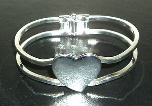 Cuff-Bracelet-Sterling-Silver-925-With-Drawstring-Pouch-NEW-009