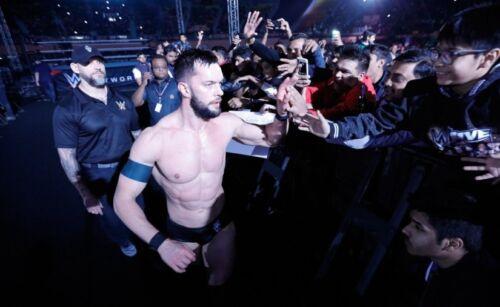 Select Size Finn Balor WWE Photo 4x6 8x10 #167