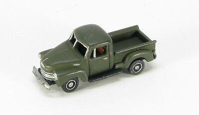 Z Scale 1950's Era Half Ton Pick-up Truck Kit by Showcase Miniatures (4002)