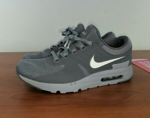 cheap for discount f164b 3ed8a Details about Nike Air Max Zero QS Men's Sneakers Wolf Grey Cool Grey  789695 003 Size 10.5