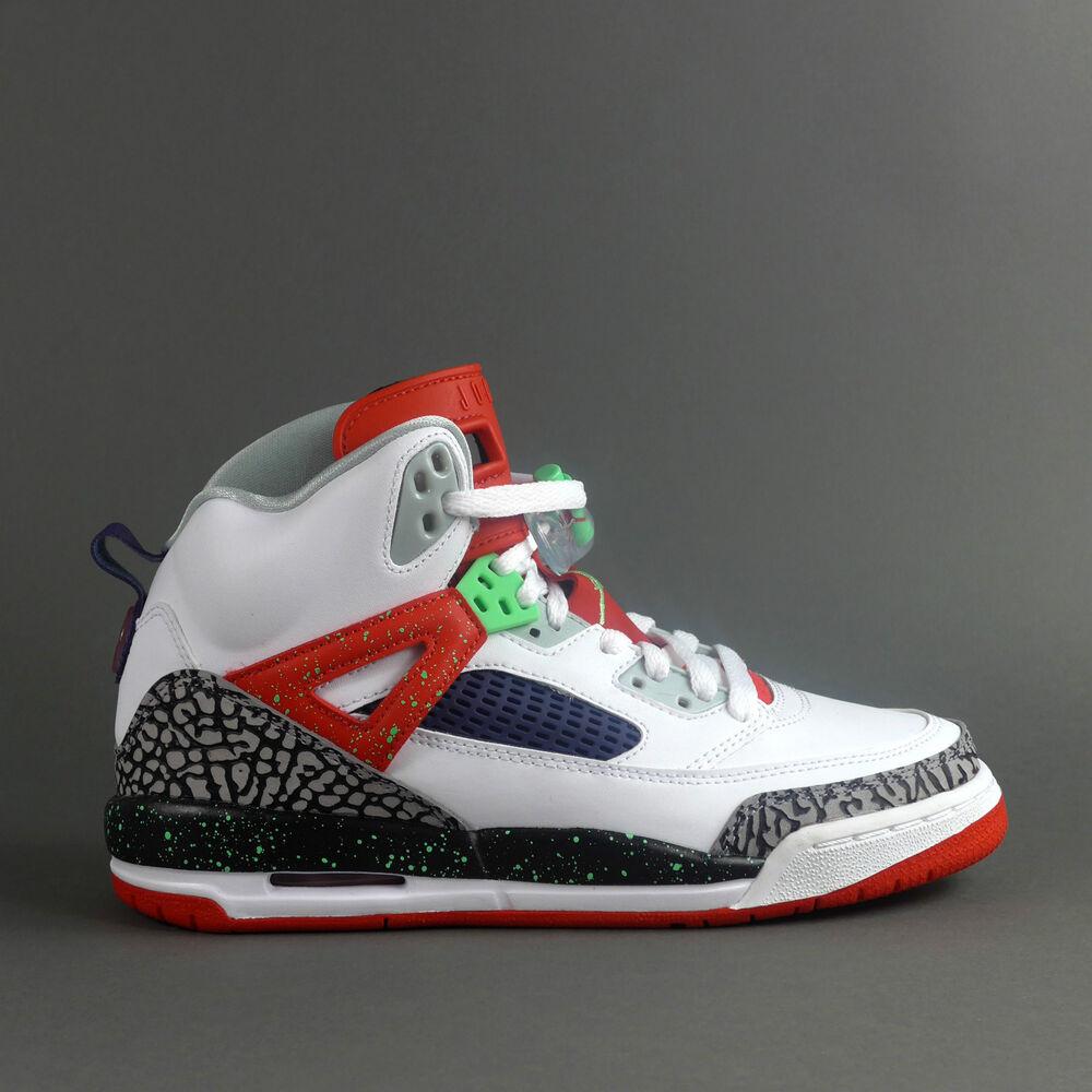 Nike air jordan spizike Chaussures NBA Basketball Enfants Femmes de Baskets 317321 132- Chaussures de Femmes sport pour hommes et femmes a15cc2