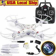 USA Syma X5C-1 Explorers 2.4Ghz 6-Axis Gyro RC Quadcopter Drone RTF w/ HD Camera