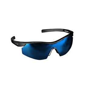 Bell + Howell TacGlasses Military Style Sunglasses Reduces Glare, with Blue Lens