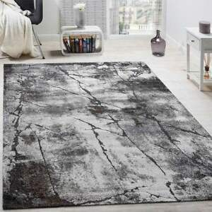 Image Is Loading Living Room Rug Grey Luxury Design Small Extra