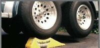 Trailer Aid Plus Tandem Tire Changing Ramp Camper Rv 5th Fifth Wheel Rv