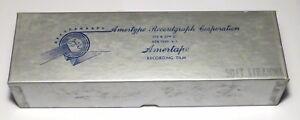 Film-35mm-d-039-enregistrement-sonore-vierge-pour-magnetophone-Recordgraph-US-WWII