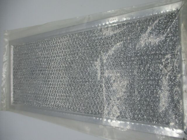 Whirlpool Microwave Grease Filter