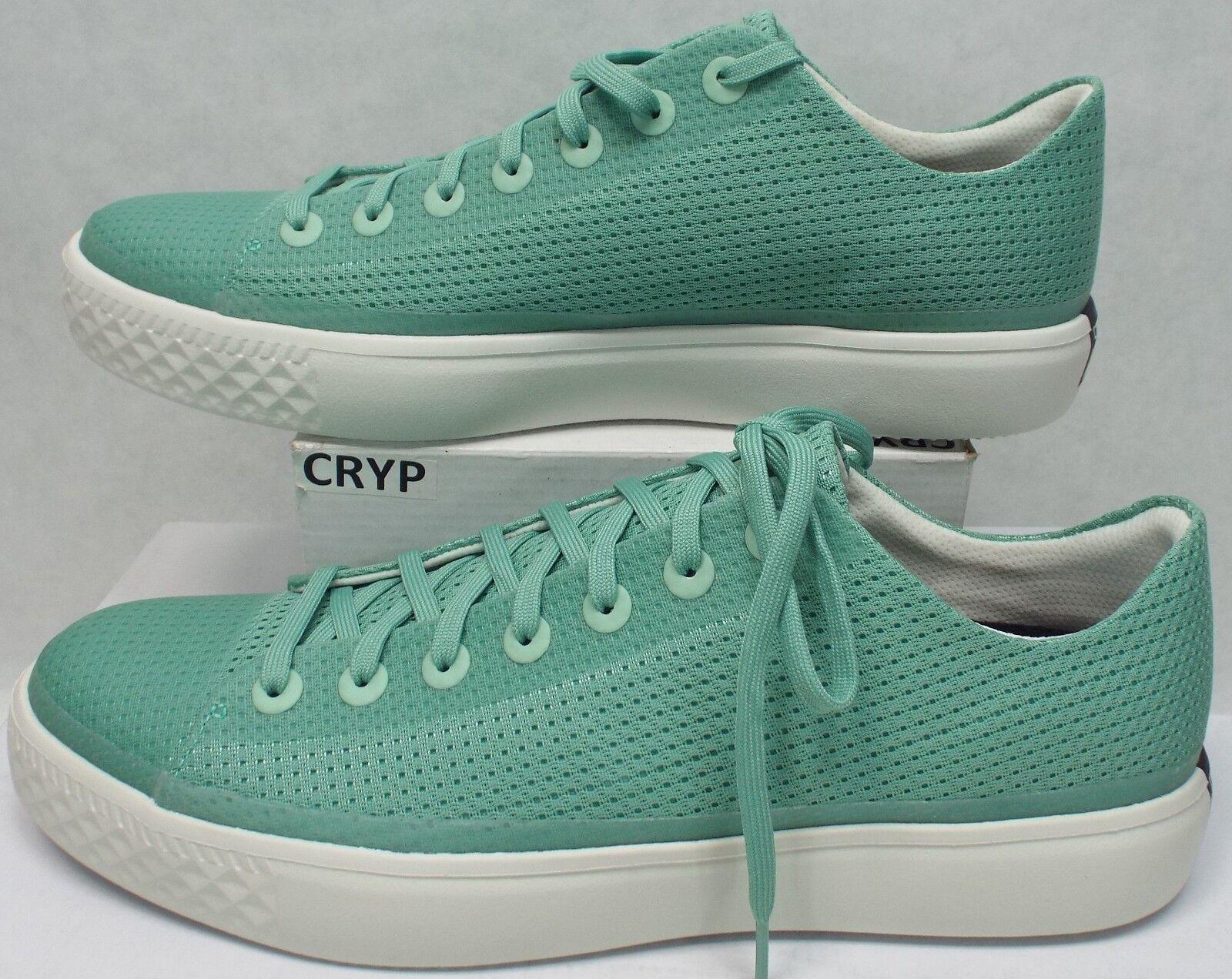 New Homme Converse All Star CTAS Modern OX Jade Vert Chaussures 157394C