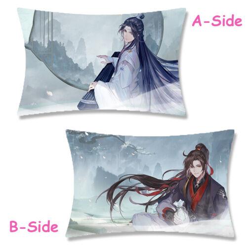 Anime Grandmaster of Demonic Cultivation Dakimakura Pillow Case 35*55cm#L2