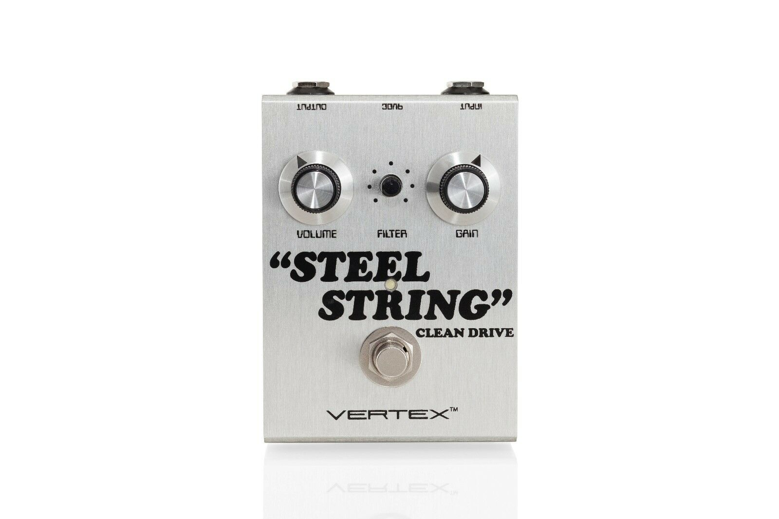 Grünex Effects Steel String Clean Drive Guitar Effect Pedal