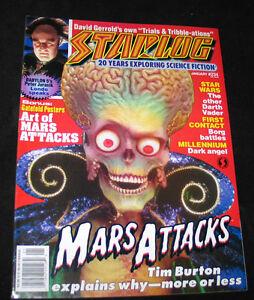 1997-Starlog-MARS-ATTACKS-Megan-Gallagher-N-MINT-COPY