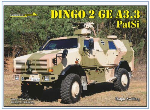 Tankograd in Detail FT-12 Dingo 2 GE A3.3 PatSi NEU/&