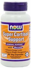 NOW Foods Super Cortisol Support, 90 Vcaps, New, Free Shipping