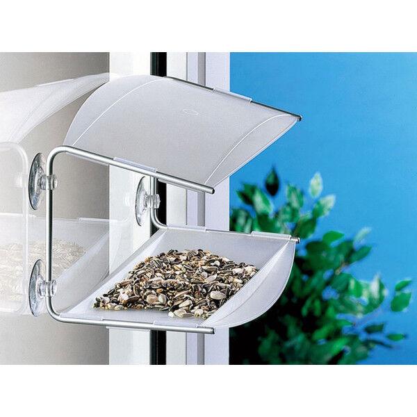 Radius Design Vogelhaus Piep-show transparent   eBay