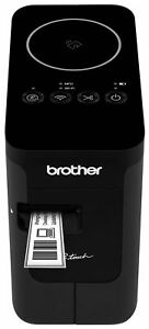 Brother P-touch, PTP750W, Wireless Label Maker, NFC Connectivity, USB Interfa...