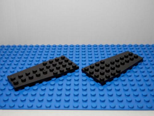 4 x 9  Black     BATMAN LEGO LEGOS  Set of 2  Wedge Plates WINGS