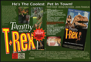 TAMMY-and-the-T-REX-Orig-1994-Trade-print-AD-promo-DENISE-RICHARDS-TERRY-KISER