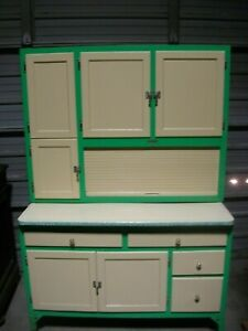 Antique Ers Hoosier Cabinet Ebay