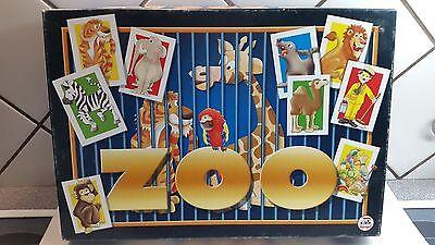 zoo brætspil