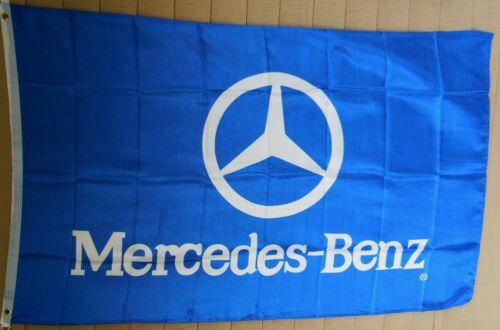 MERCEDES BENZ Cars 3x5 Flag Banner