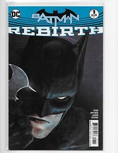 Batman-Rebirth-1-Special-1-Reg-1-Sale-2-3-4-5-6-15-High-Grade-DC-Comics
