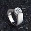Ring-925-Silber-NEU-Zirkon-Vergoldet-Damenringe-Eheringe-Verlobungsringe-Schmuck Indexbild 7