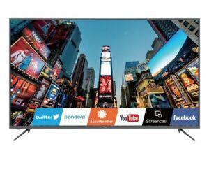 "RCA 70"" Class 4K Ultra HD (2160P) Smart LED TV (RNSMU7036) Superbowl Ready!"