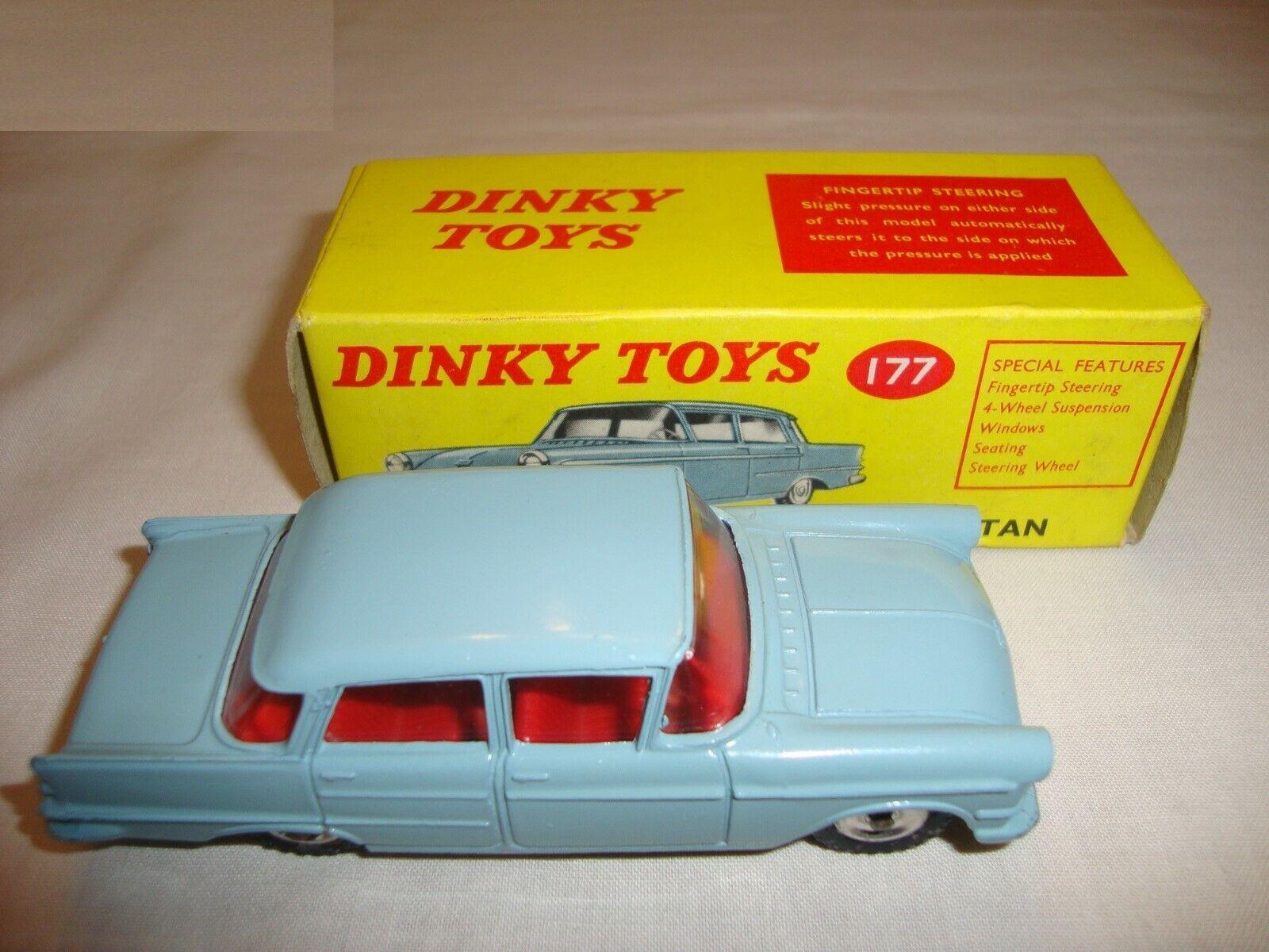 DINKY 177 OPEL KAPITANeccellente nella scatola originale