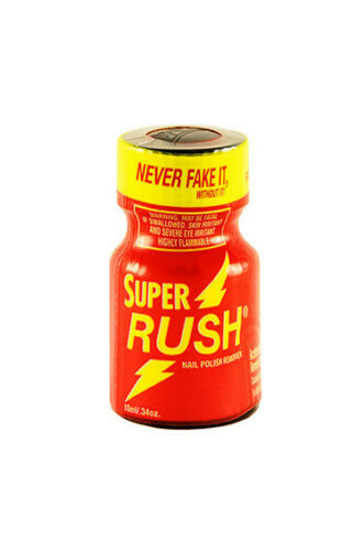 Super Rush Popper Incense liquid Rush Ultra Strong Hard