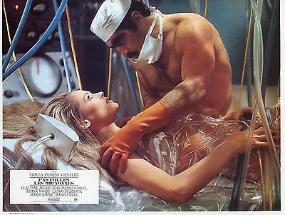 SEXY URSULA ANDRESS LE DOLCI SIGNORE 1968 VINTAGE PHOTO LOBBY CARD N°7