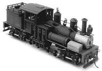 Ho Wiseman Model Services Mdc Roundhouse Backdated 2 Truck Shay Locomotive Kit