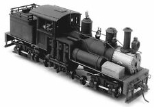 HO WISEMAN MODEL SERVICES MDC ROUNDHOUSE BACKDATED 2 TRUCK SHAY LOCOMOTIVE KIT