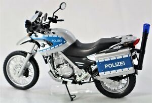 Scale model Motorcycle 1:12 BMW 650GS red