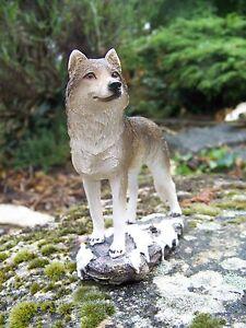 Mo0459 Figurine Statuette Loup Louve Animal Sauvage Wpjnu5xw-07222920-579922828