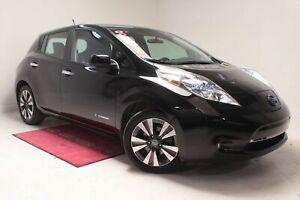 2014 Nissan Leaf SV+CUIR+NAVI+BAS KM+ELECTRIC
