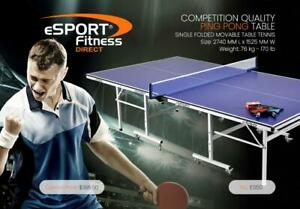 PREMIUM QUALITY PING PONG TABLES AT FACTORY DIRECT Prices Manitoba Preview