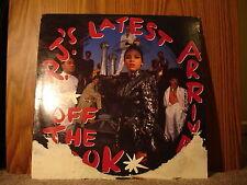 "EMI- Manhattan records V-56094 RJ's Latest Arrival  Off The Hook 1988 12"" 33 RPM"