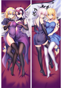 150cm Anime Fate//stay night Saber Dakimakura Hugging Body Pillow Case Covers