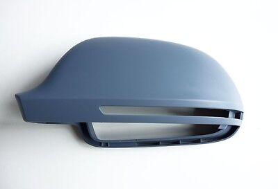 Für Audi A3 A4 A5 Spiegel Abdeckung Spiegel Kappe Gehäuse Grundiert Links LH
