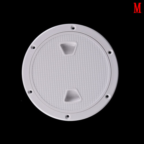 "4/"" 6/"" 8/"" Hatch Cover Deck Plate Non Slip Inspection for Marine Boat Kayak/_BJ"