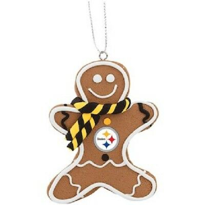 Pittsburgh Steelers Christmas Tree Holiday Ornament New ...