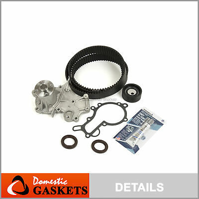 89-95 TRACKER SIDEKICK 1.6L TIMING BELT KIT w// WATER PUMP G16KC