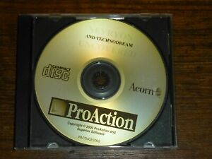 Nevryon-and-Technodream-CD-for-Acorn-Archimedes-Risc-OS