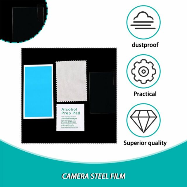 Tempered Glass Camera LCD Screen Protector Cover for Sony A7/A7R/A7S GN