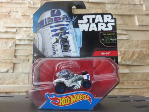 VEHICULE HOTWHEELS STAR WARS R2-D2 EN BOITE NEUF